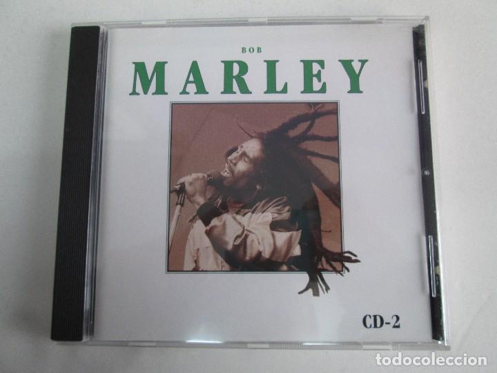 CDs de Música: BOB MARLEY. ESTUCHE CON TRES CD BOX. VER FOTOGRAFIAS ADJUNTAS. - Foto 8 - 74206907