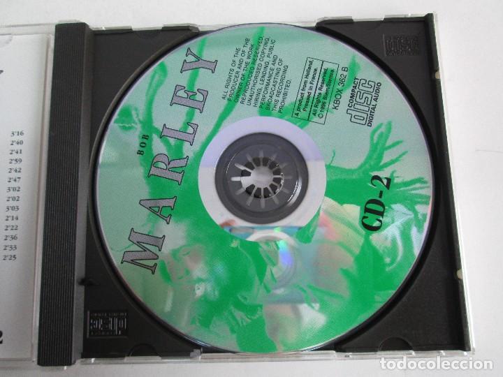 CDs de Música: BOB MARLEY. ESTUCHE CON TRES CD BOX. VER FOTOGRAFIAS ADJUNTAS. - Foto 10 - 74206907