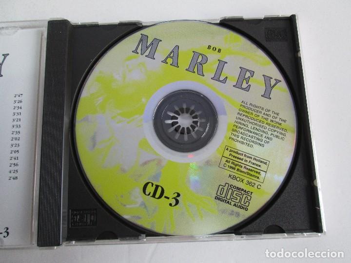 CDs de Música: BOB MARLEY. ESTUCHE CON TRES CD BOX. VER FOTOGRAFIAS ADJUNTAS. - Foto 14 - 74206907