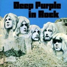 CDs de Música: DEEP PURPLE - DEEP PURPLE IN ROCK [JAPAN IMPORT]. Lote 72202353