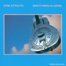 CDs de Música: DIRE STRAITS - BROTHERS IN ARMS. Lote 72202361