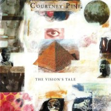 CDs de Música: COURTNEY PINE - THE VISION'S TALE. Lote 72201961