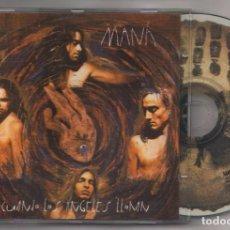 CDs de Música: CDCUANDO LOS ANGELES LLORANMANACDWEA1995. Lote 74303795
