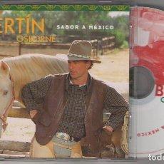 CDs de Música: CDSABOR A MEXICOBERTIN OSBORNECDMECURY2000. Lote 74304399