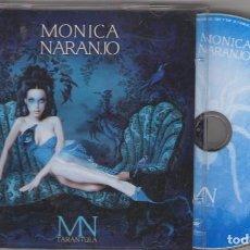 CDs de Música - CDTarantulaMonica NaranjoCDAriola2008 - 74304647