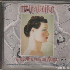 CDs de Música: MILLADOIRO - A XEOMETRIA DA ALMA (CD DISCMEDI BLAU 1993). Lote 74331951
