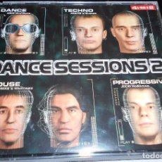 CDs de Música: LOTE 7 CD,S DANCE SESSIONS + DANCE SESSIONS2. Lote 74379855