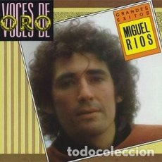 CDs de Música: MIGUEL RÍOS - GRANDES ÉXITOS . Lote 74383207