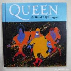 CDs de Música: QUEEN - A KIND OF MAGIC - LIBRO+CD . Lote 74443239