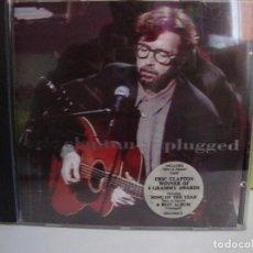 CDs de Música: ERIC CLAPTON - UNPLUGGED - CD. Lote 74453799