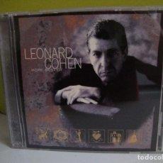 CDs de Música: LEONARD COHEN - MORE BEST OF - CD. Lote 74454319
