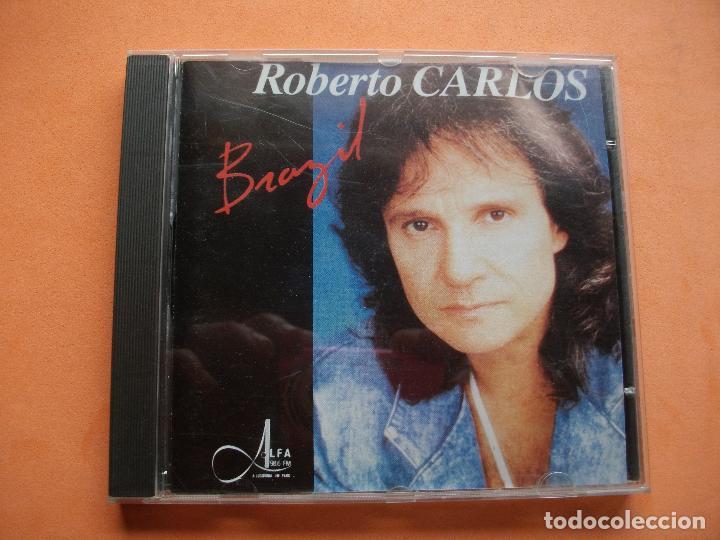 - - cd - - cbs carlos  brazil Vendido - 1990 nuevo Roberto