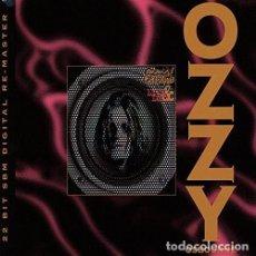 CDs de Música: OZZY OSBOURNE - LIVE & LOUD -DOBLE CD 1995 -BLACK SABBATH. Lote 74466719