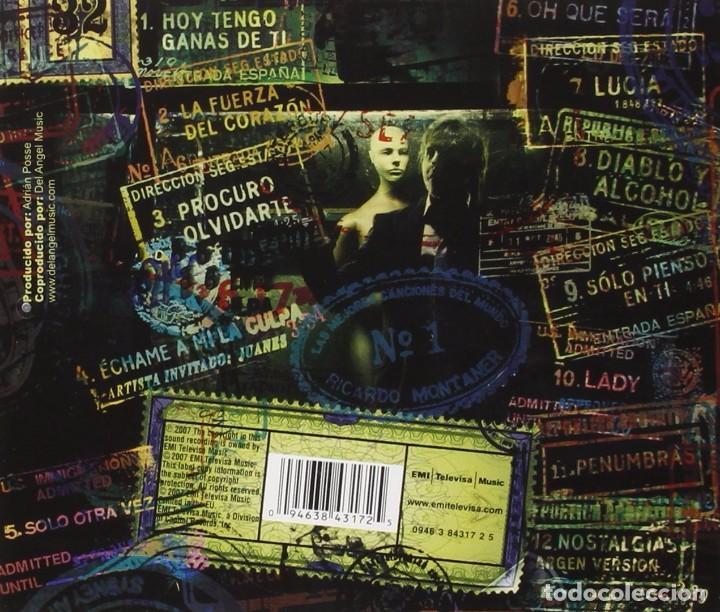 CDs de Música: Ricardo Montaner - Las Mejores Canciones del Mundo - Foto 2 - 74610555