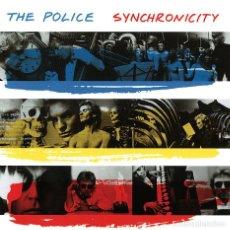 CDs de Música: THE POLICE - SYNCHRONICITY. Lote 72201029