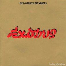 CDs de Música: BOB MARLEY & THE WAILERS - EXODUS. Lote 72200697