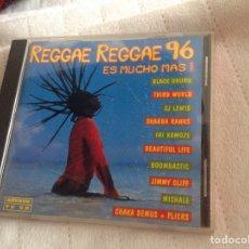 CDs de Música: REGGAE REGGAE 96. Lote 74701615