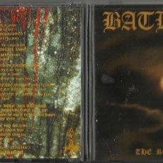 CDs de Música: BATHORY CD THE RETURN...... 2003. Lote 74710323