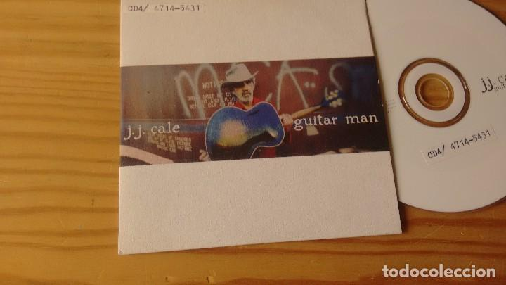CD-SINGLE PROMOCION DE JJ CALE (Música - CD's Rock)