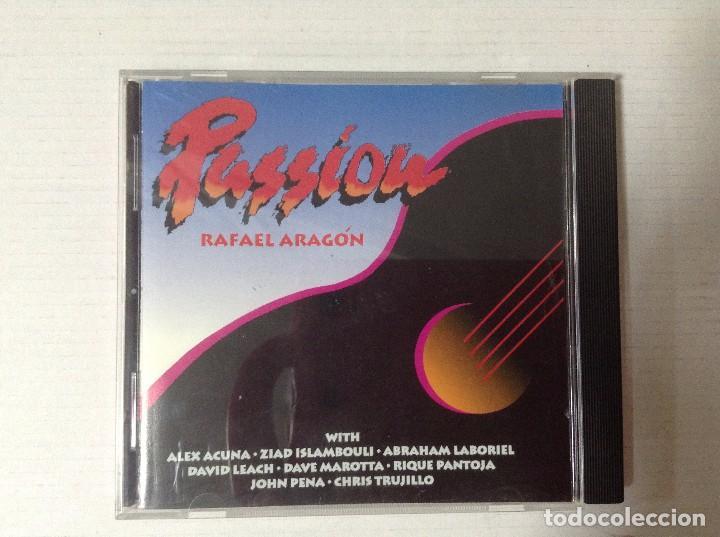 PASSION. RAFAEL ARAGÓN (Música - CD's Otros Estilos)