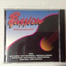 CDs de Música: PASSION. RAFAEL ARAGÓN. Lote 74712807