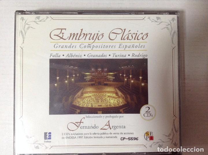 EMBRUJO CLÁSICO (Música - CD's Otros Estilos)
