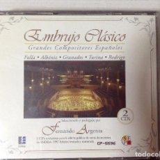 CDs de Música: EMBRUJO CLÁSICO. Lote 74713787
