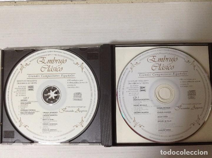 CDs de Música: Embrujo clásico - Foto 2 - 74713787