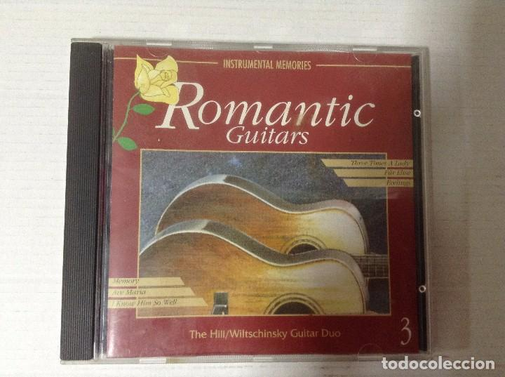 ROMANTIC GUITARS VOL 3 (Música - CD's Otros Estilos)