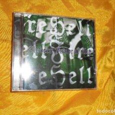 CDs de Música: MODERN FUNERAL ART. HELLFIRE. CD. MORNINGSIDE RECORDS, ESPAÑA. IMPECABLE. Lote 74735659