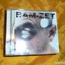 CDs de Música: RAM-ZET. ESCAPE. CD. SPIKEFARM RECORDS. IMPECABLE(#). Lote 74736195