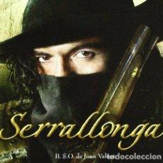 CDs de Música: SERRALLONGA / JOAN VALENT CD BSO. Lote 39674114