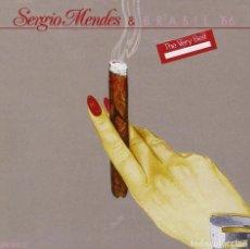 CDs de Música: SERGIO MENDES & BRASIL 66 - THE VERY BEST. Lote 74832015