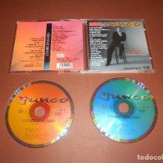 CDs de Música: JUNCO ( CUORE ZINGARO ( CORAZON GITANO )) - 2 CD - MANDA FLORES A AMANDA - REZARE - TE AMO .... Lote 74841595