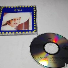 CDs de Música: CD - MINA ?– MINA. Lote 74881971