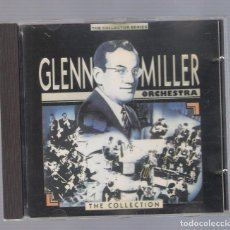 CDs de Música: GLENN MILLER ORCHESTRA - THE COLLECTION (CD 1991, CASTLE COMUNICATIONS CCSCD 185). Lote 74889531