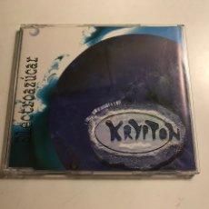 CDs de Música: KRYPTON ELECTROAZUCAR CD SINGLE PROYECTO AVIADOR DRO. Lote 74895587
