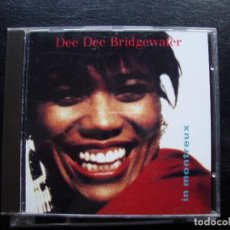 CDs de Música: DEE DEE BRIDGEWATER -CD - IN MONTREUX. Lote 74943755