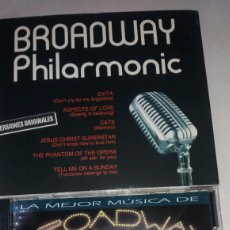 CDs de Música: CD BROADWAY PHILARMONIC. Lote 74955470