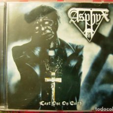 CDs de Música: ASPHYX.LAST ONE ON EARTH.DEATH METAL PAISES BAJOS. Lote 74958151
