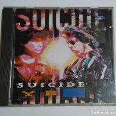 CDs de Música: SUICIDE, WHY BE BLUE. CD OCASIÓN. Lote 75007095