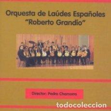 CDs de Música: ORQUESTA DE LAÚDES ESPAÑOLES 'ROBERTO GRANDÍO' - PEDRO CHAMORRO - CD. Lote 104023335