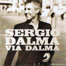 CDs de Música: CD SERGIO DALMA ¨VIA DALMA¨. Lote 75030863