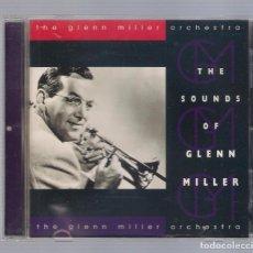CDs de Música: GLENN MILLER - THE SOUNDS OF GLENN MILLER (CD GOING FOR A SONG GF5011). Lote 75030907