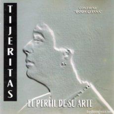CDs de Música: CD TIJERITAS EL PERFIL DE SU ARTE. Lote 98220823