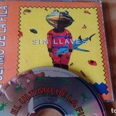 CDs de Música: CD-SINGLE PROMOCION DE EL ULTIMO DE LA FILA. Lote 75036199