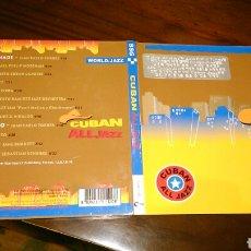 CDs de Música: CUBAN ALL JAZZ CD DIGIPACK.KOREA 2007. Lote 75069299