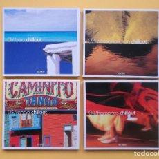 CDs de Música: LOTE CHILLOUT - 4 CD MUSICA . Lote 75085283