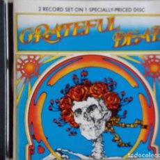 CDs de Música: GRATEFUL DEAD. GRATEFUL DEAD LIVE . CD ALEMAN. Lote 75092579