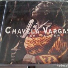 CDs de Música: CHAVELA VARGAS - VOLVER VOLVER -(PRECINTADO). Lote 75124179